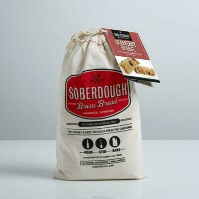 Soberdough-Cranberry Orange