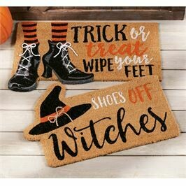 Witch Door Mat
