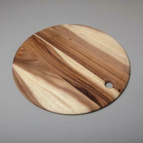 Acacia Round Board-Large