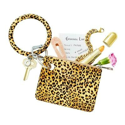 MIni Silicone-Cheetah