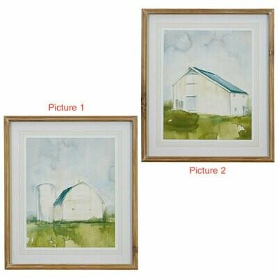 Barn Framed Print 2
