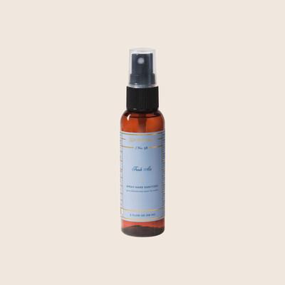 Fresh Air Sanitizer 2oz