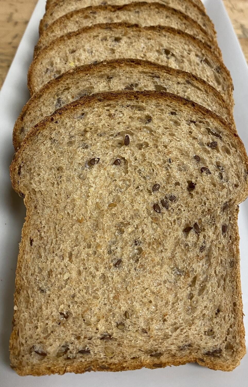 100% whole grain sandwich bread