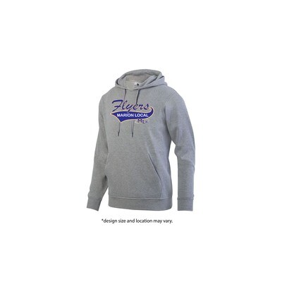 A5414-ADULT HOODED SWEATSHIRT-TAIL