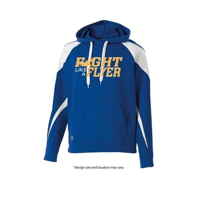 H9694-YOUTH PROSPECT HOODED SWEATSHIRT-FIGHT