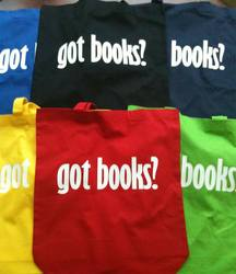Kim Knight's Got Books? Gear Store