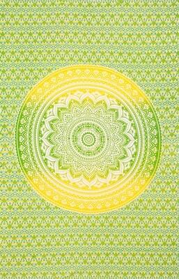 Ombre Mandala Single