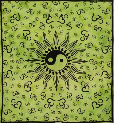 Om Yin Yang Sun Double