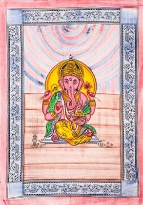 Painted Ganesh single