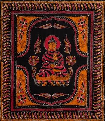 Printed Buddha Double