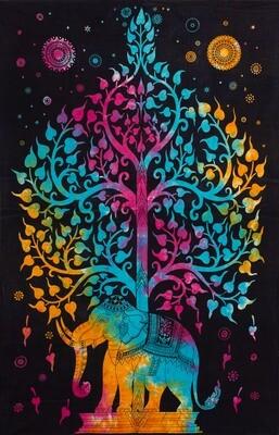 Tree of Life Elephant Single