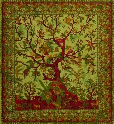 Tree of Life Potli double