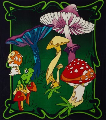 WW Psychedelic Mushrooms double