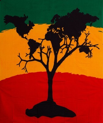 WW Rasta Tree of Life double