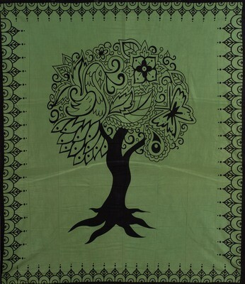 WW Tree of Life Green double