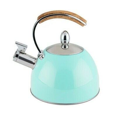 Presley Tea Kettle - Light Blue (Teal)