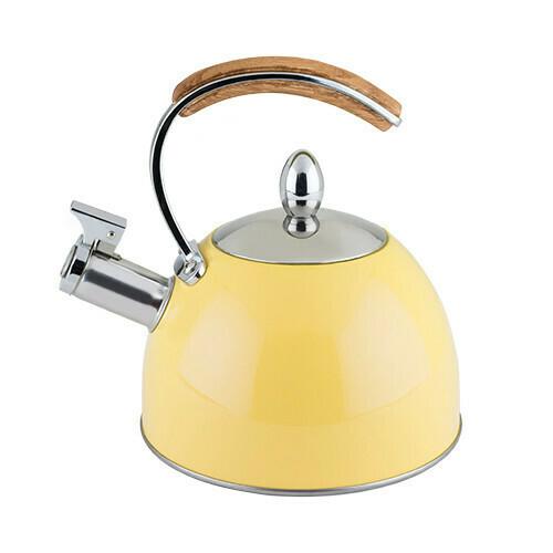 Presley Tea Kettle - Yellow