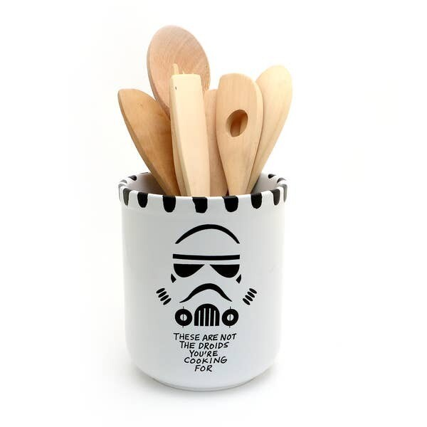 Star Wars Utensil Holder