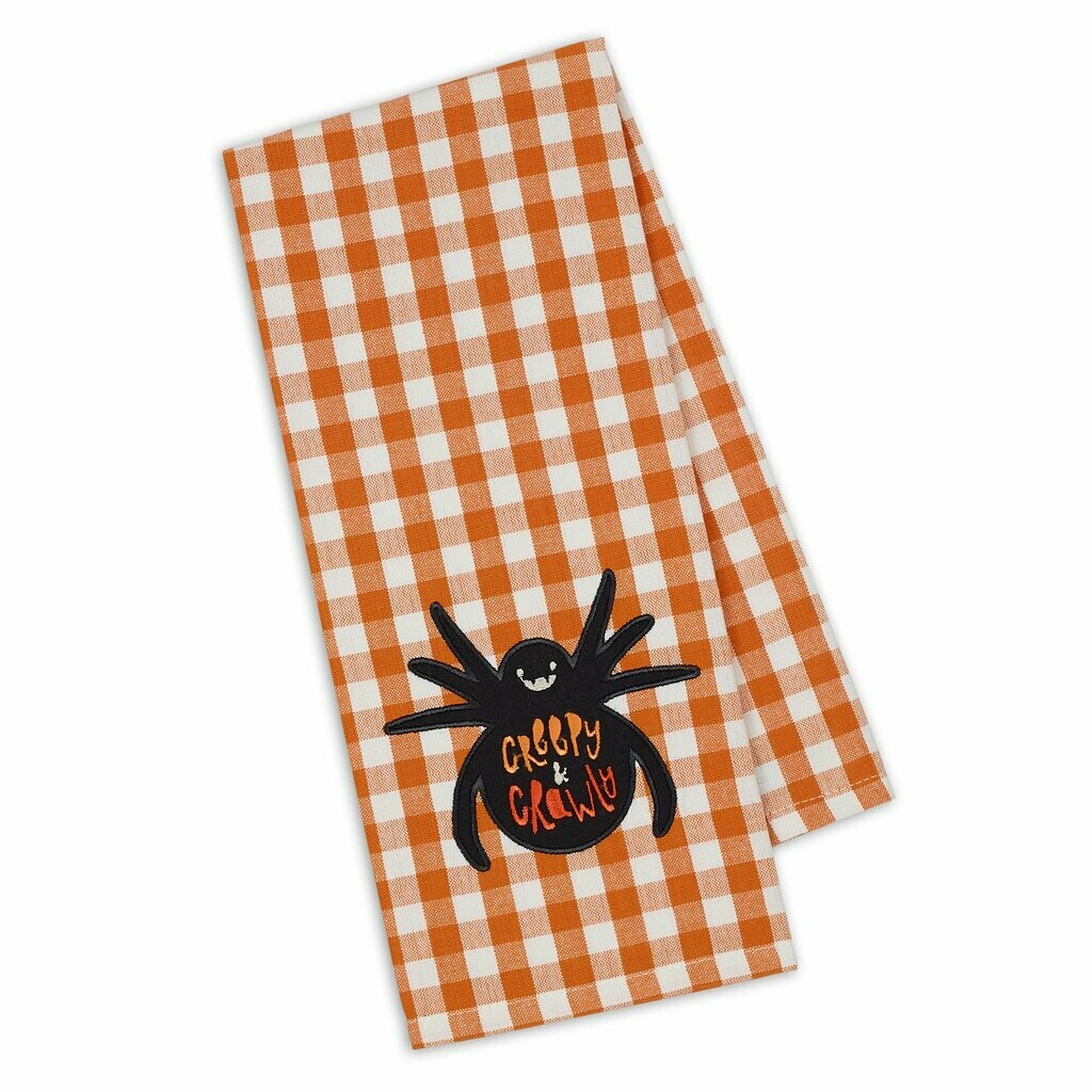 Spider Dishtowel