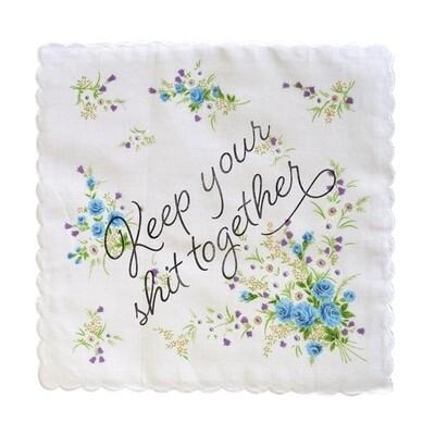 Boldfaced Handkerchief - Assorted