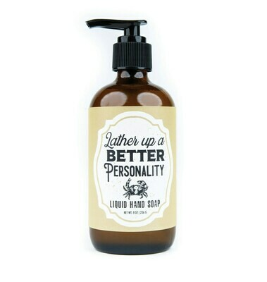 Whiskey River Liquid Soap