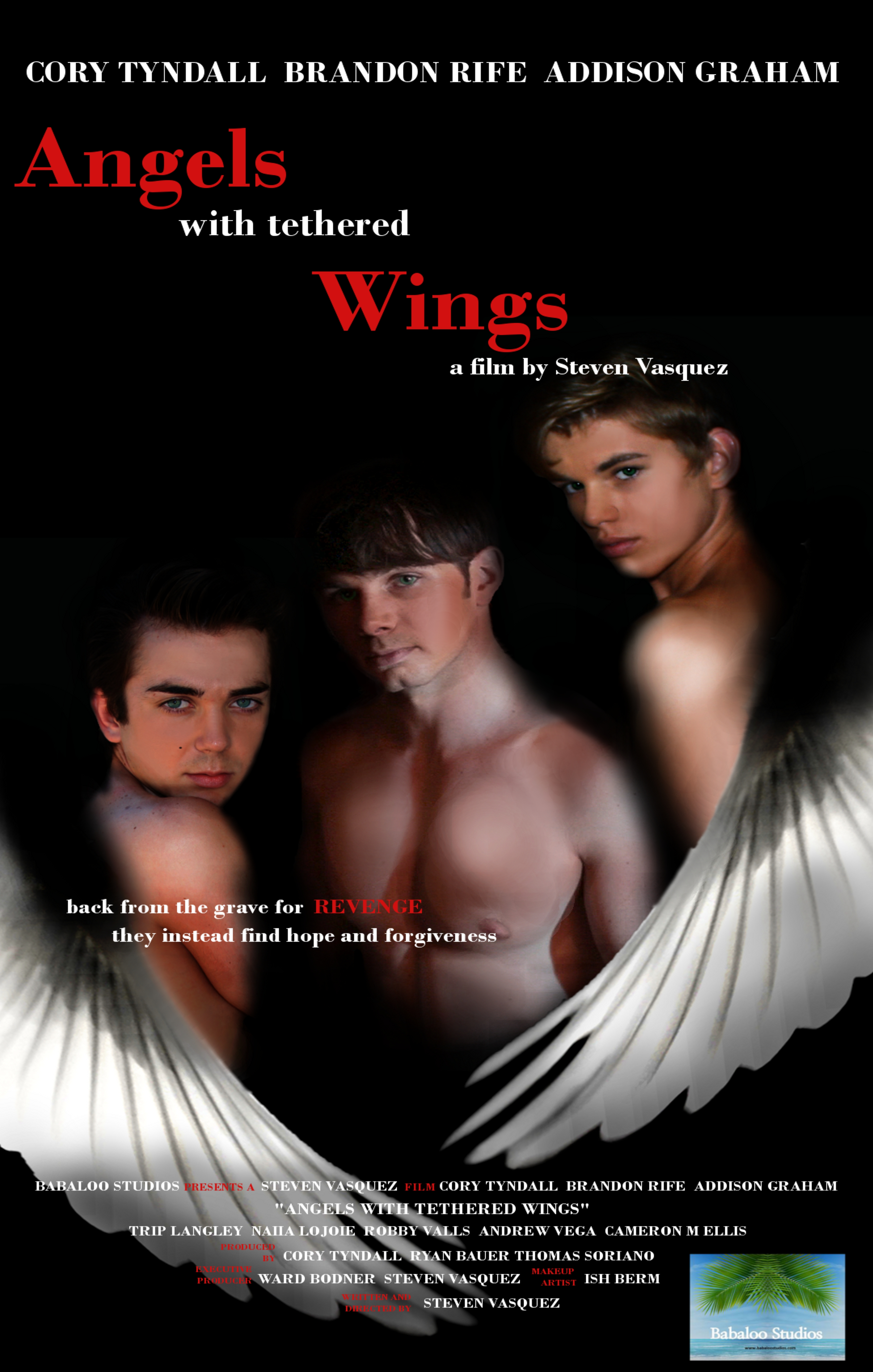 Angels with Tethered Wings- Stream or Download Original DVD (Download link will be sent to your email address) DL0014