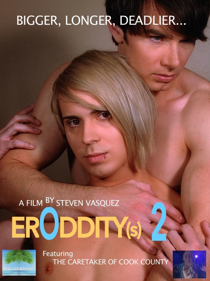 ERODDITY(S) 2- Stream or  Download Original DVD (Download link will be sent to your email address) DL0012