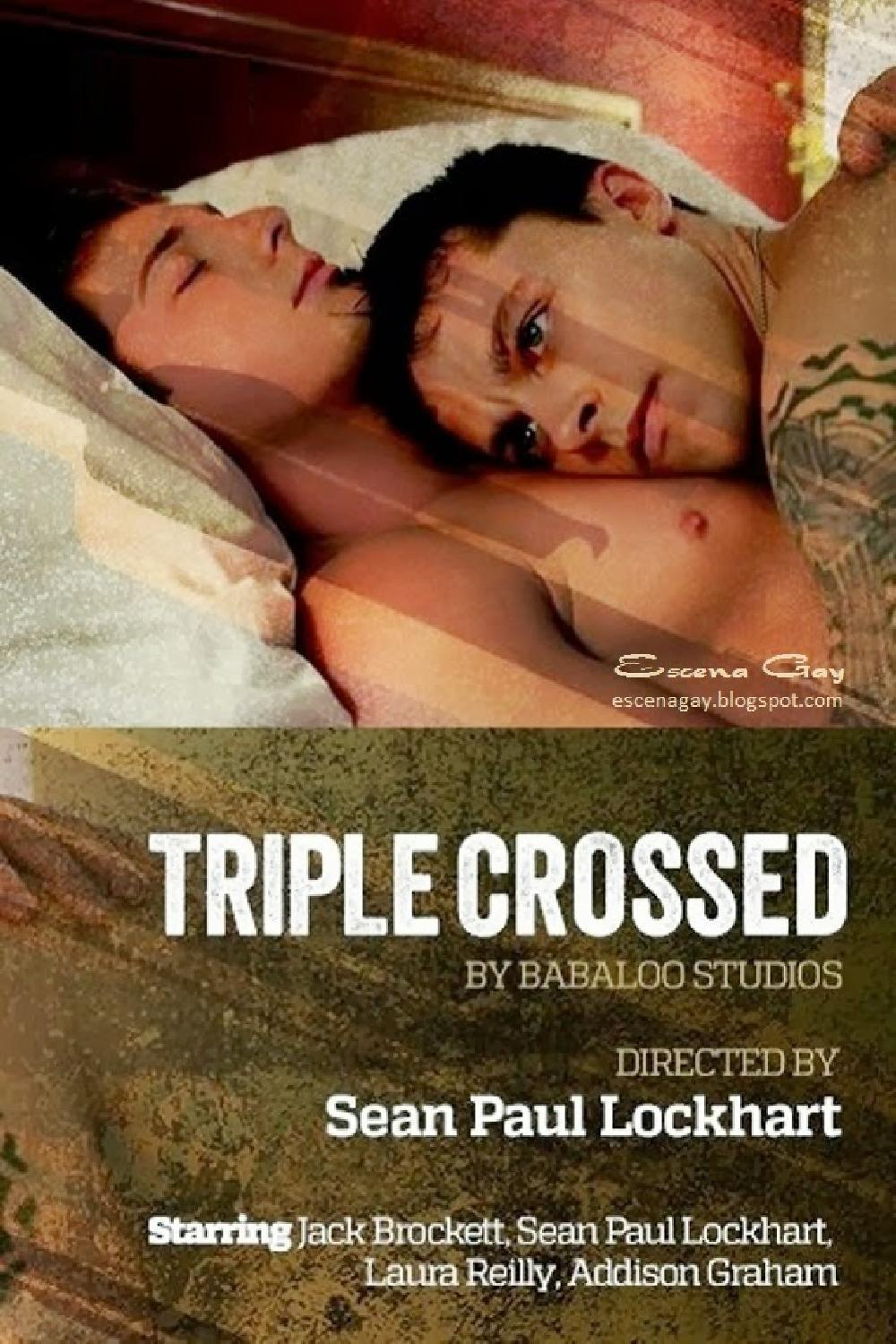 Triple Crossed DVD (with Cover Autographed by SPL) DVD0001
