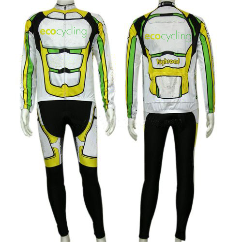 Ecocycling Team Racing Jersey (top only) 0002