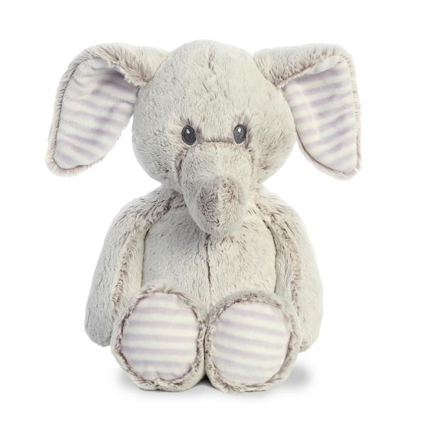 Cuddler Elvin Elephant Plush By Aurora Online Store