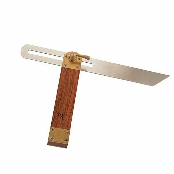 bevel gauge woodriver tools cranked chisel neck sliding woodcraft