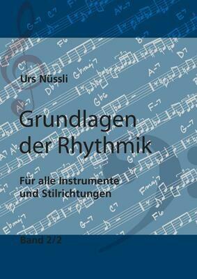 Grundlagen der Rhytmik  Band 2