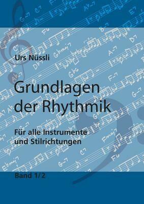 Grundlagen der Rhytmik  Band 1