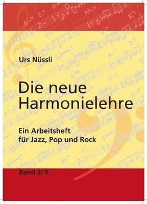 Die neue Harmonielehre  Band 2