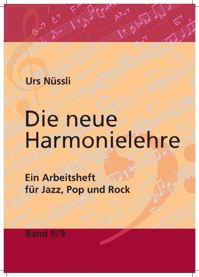 Die neue Harmonielehre  Band 9