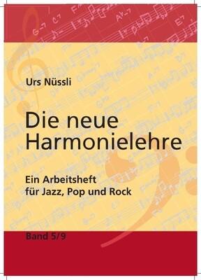 Die neue Harmonielehre  Band 5