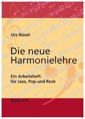 Die neue Harmonielehre  Band 6