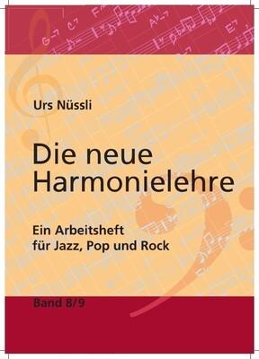 Die neue Harmonielehre  Band 8