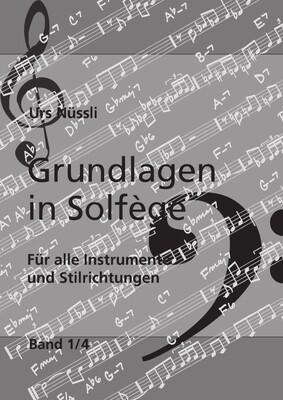 Grundlagen in Solfège, Band 1