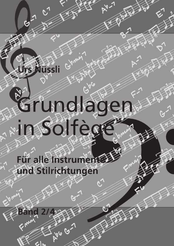 Grundlagen in Solfège, Band 2