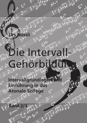 Intervall Gehörbildung  Band 2