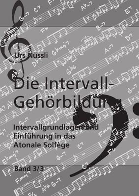 Intervall Gehörbildung  Band 3