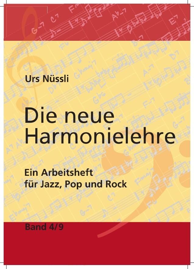 Die neue Harmonielehre  Band 4