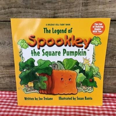 Spookley Book