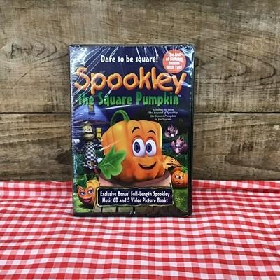 Spookley DVD