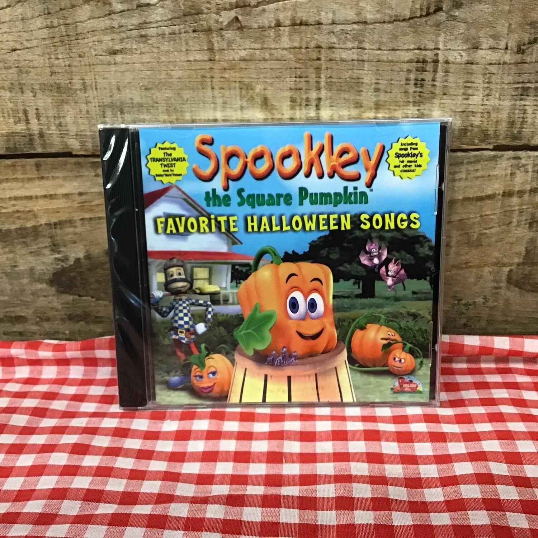 Spookley CD
