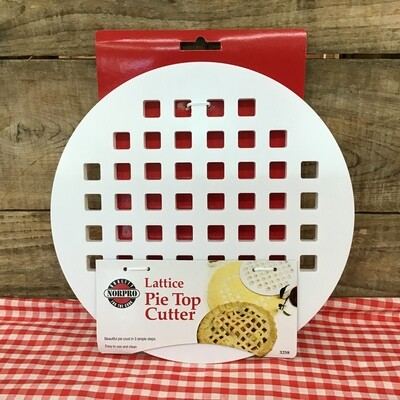 Lattice Dough Cutter