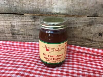 Apple Butter 18oz