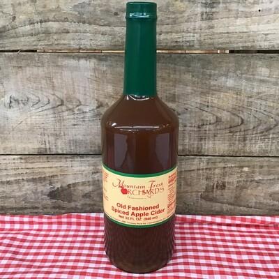 Spiced Apple Cider 32 oz