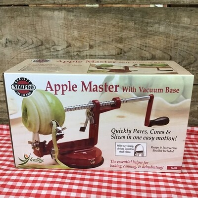 Apple Peeler Suction